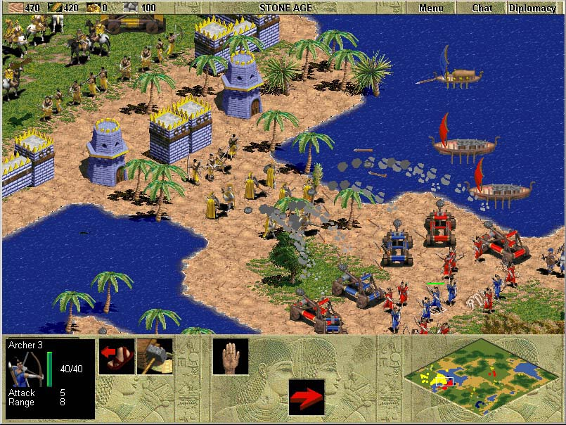 Download Games Age of Empires 1 Full Version (PC/RIP) For Free