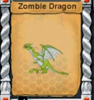 Dragonvale: Breeding Zombie Dragon Combination