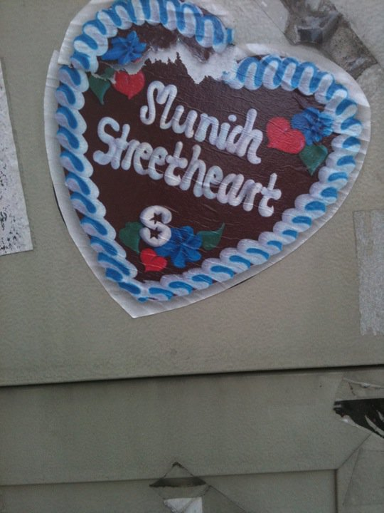 Munich Streetheart