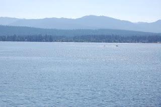 Amanda Bonilla lake