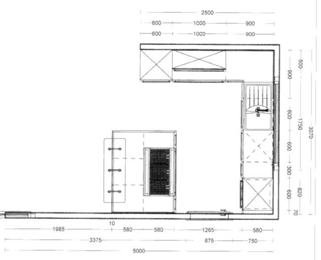 bauen mit danwood park 169w k che gefunden und plan an. Black Bedroom Furniture Sets. Home Design Ideas