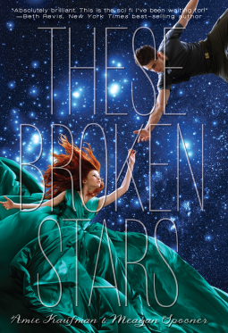 Reveiw: These Broken Stars by Amie Kaufman & Meagan Spooner
