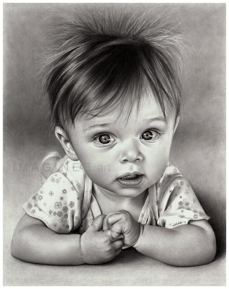 Pencil drawings by linda huber 24 images