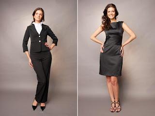 Tipps für die Arbeit Damenbekleidung
