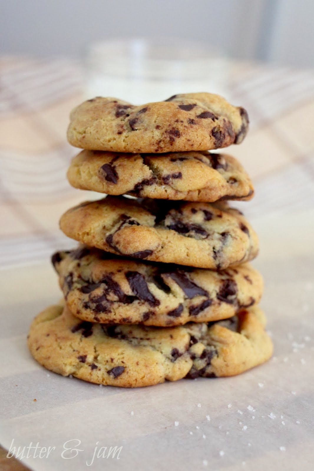 NY times' best-ever chocolate chip cookies