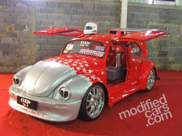 Modified VW Rotary Beetle 1972 Pictures