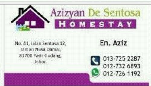 Homestay Pasir Gudang