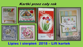 III edycja zabawy u Ani KARTECZKI PRZEZ CAŁY ROK 2018