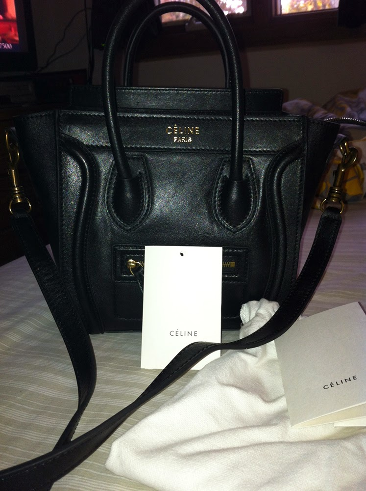 celine purse replica