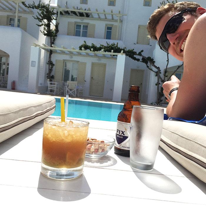 Corfus Hotel Mykonos