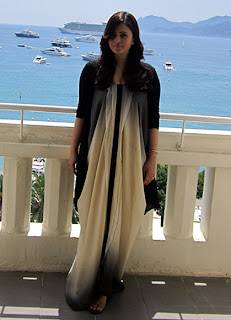 Aishwarya Stills from Cannes 2012 with wearing maxi dress