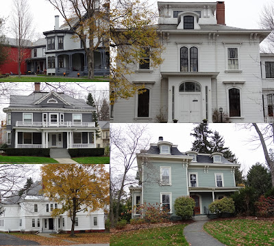 West Broadway,Thomas Hill,Historic Homes,Bangor,Maine,photo,tour
