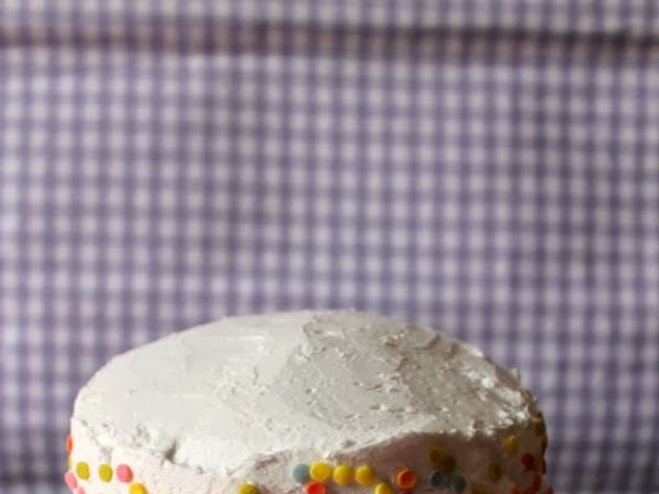 Polka Dot Cake - Lasst den Karneval beginnen!