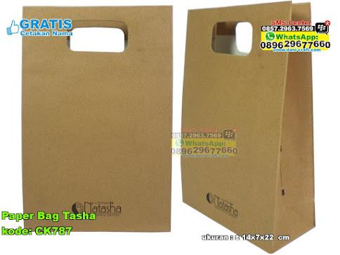 Paper Bag Tasha