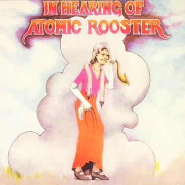 Atomic Rooster - In Hearing of Atomic Rooster album cover