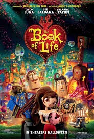 Watch The Book of Life Movie 2014