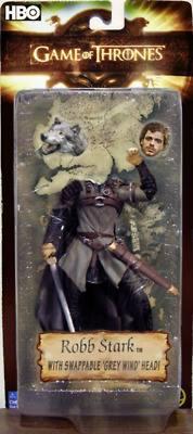 muñeco robb stark - Juego de Tronos en los siete reinos