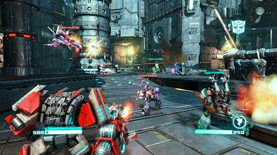 PC Game Transformers Fall Of Cybertron