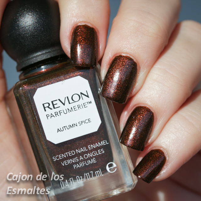 Parfumerie Revlon Autumn Spice