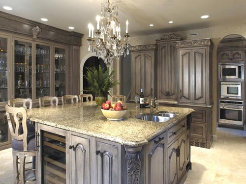 U Kitchen Designs