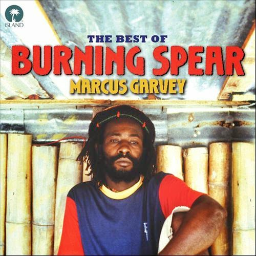BURNING SPEAR - Marcus Garvey - The best of Burning Spear