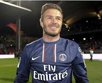 David Beckham Resmi Pensiun