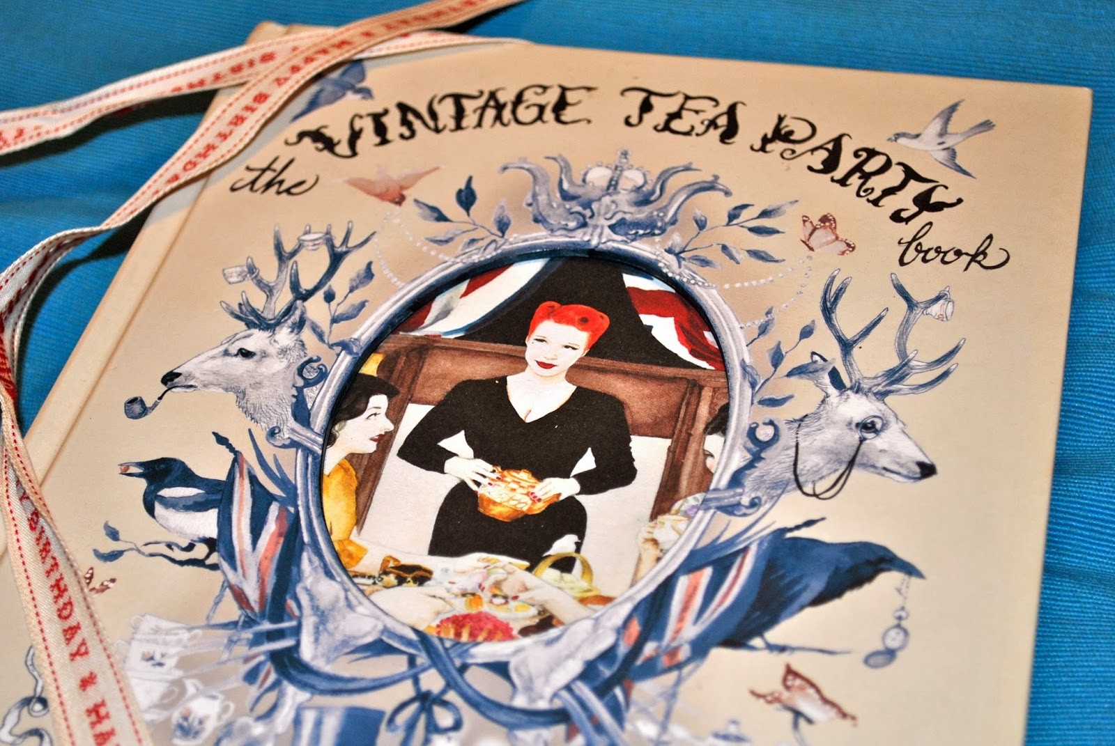 the vintage tea party gt fashion diary