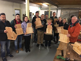 Helping Biodiversity:  Making Bat Boxes