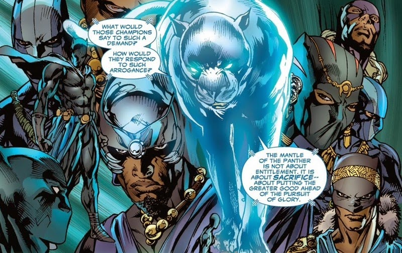 The Most Recent Black Panther Series Primarily By Reginald Hudlin And Ken Lashley Introduced TChallas Younger Sister Shuri As New