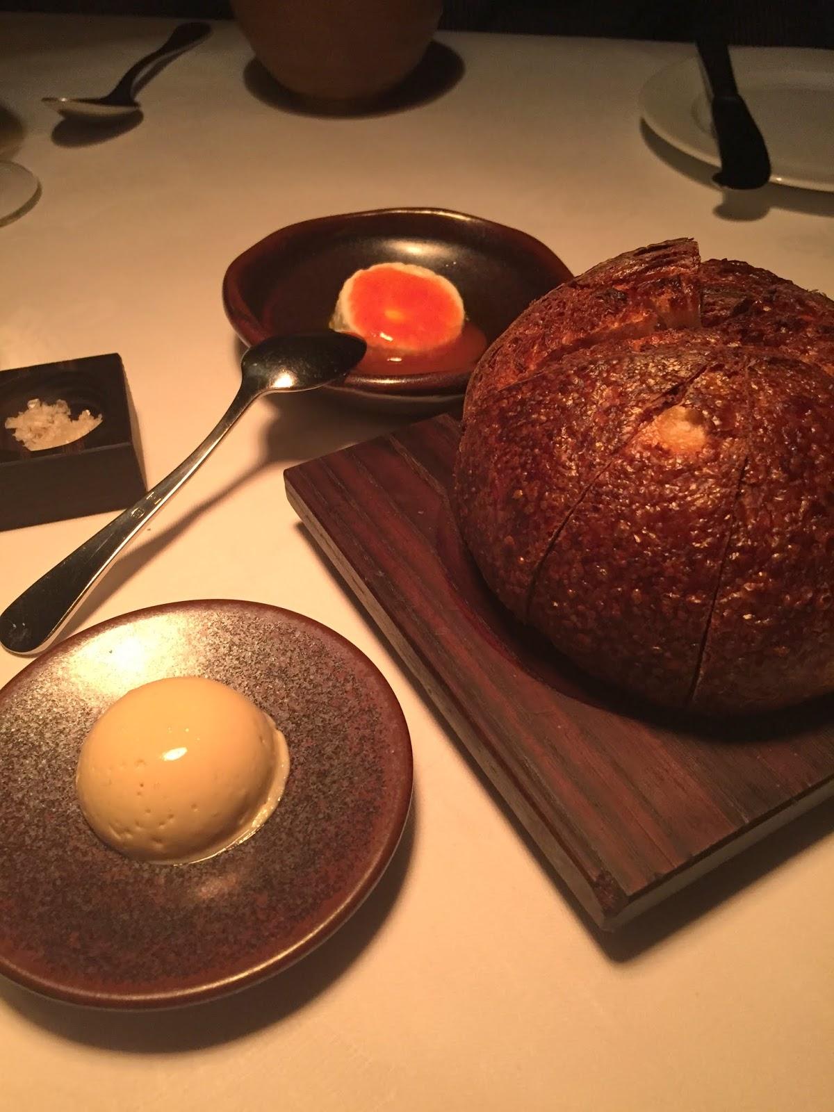 Cassie Cakes Rockpool Sydney Spelt bread