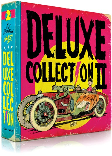 Review: The Deluxe Collection 2 by Lorenzo Etherington