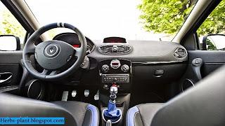 Renault clio car 2012 dashboard - صور تابلوه سيارة رينو كليو 2012
