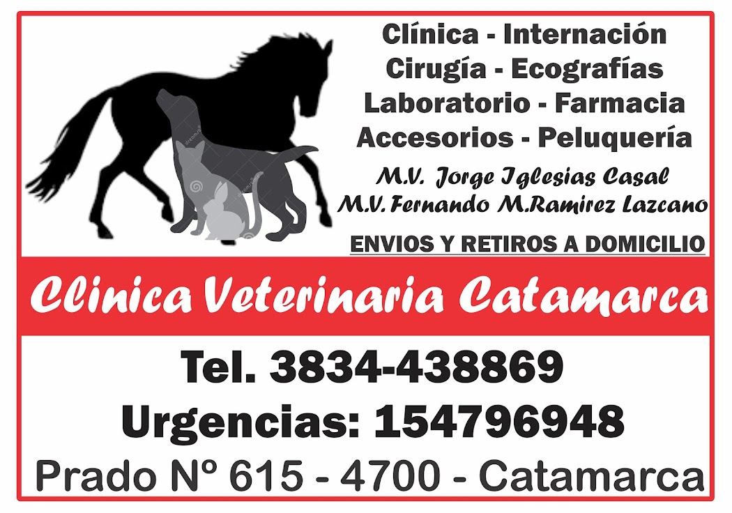 CLINICA VETERINARIA CATAMARCA