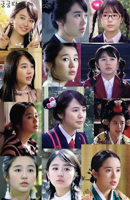 Yoon Eun Hye Tercinta tahun 2000 sampai 2006