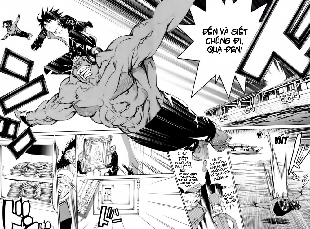 Air Gear Chap 091