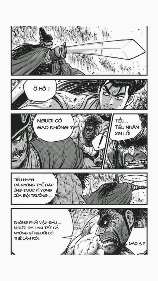 Hiệp Khách Giang Hồ chap 451 Trang 3