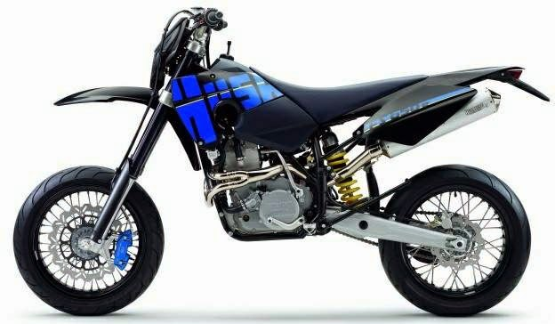 Husaberg FE 650 E Dirt Motorcycles