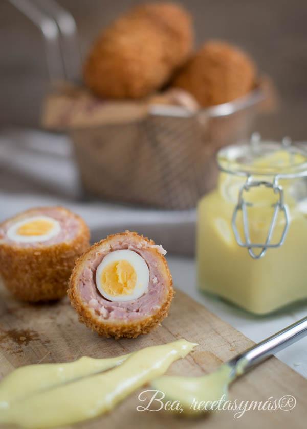 Huevos Escoceses de Heston Blumenthal