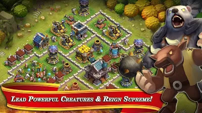 Game For Android Free Download Game Clash of Lords 1.0.232 Apk