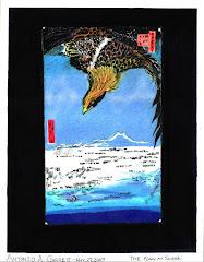 The Plain @ Suzaki-Ando Hiroshiqe replica