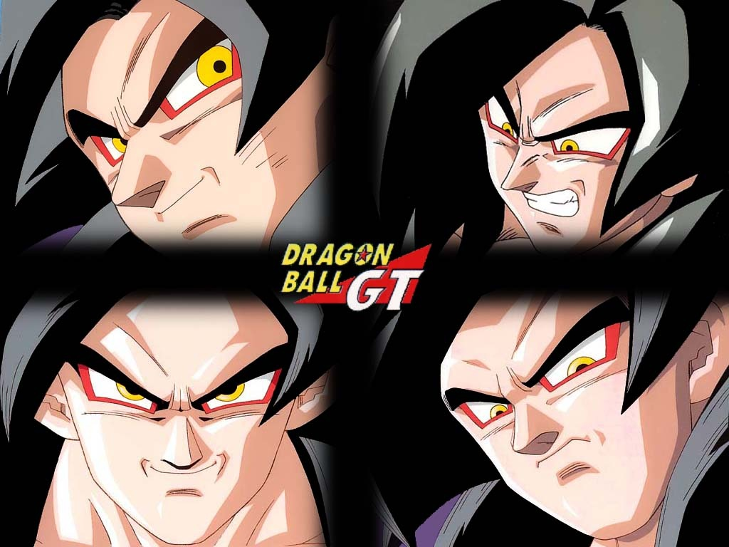 New animation world dragon ball gt images and wallpapers - Dragon ball z 4 ...