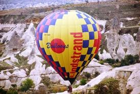 Cappadocia Turkey Tourism