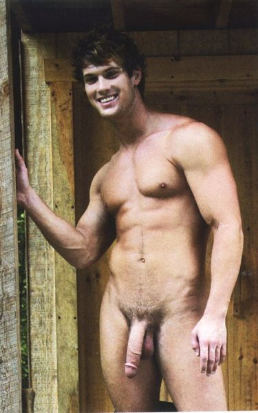 Would Leighton stultz nude playgirl agree
