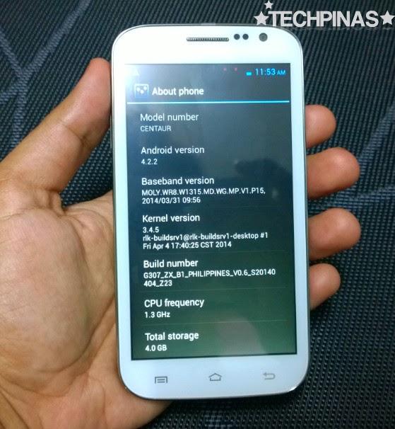 SKK Centaur, SKK Android Smartphone