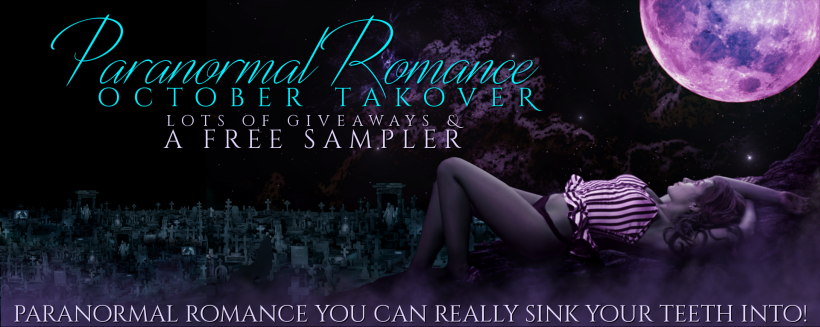 Paranormal Romance Takeover