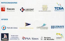 Patrocinadores e Apoiantes