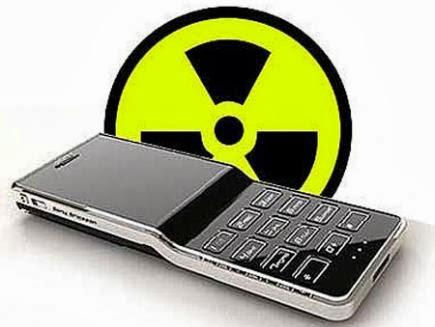radiasi ponsel