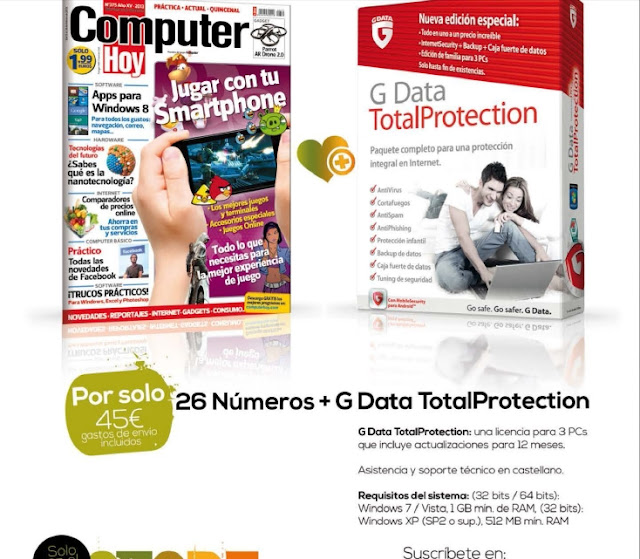 Revista Computer Mayo 2013 Español