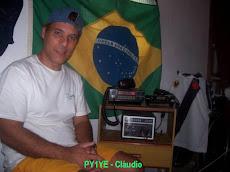 PY1YE - CLÁUDIO - RIO DE JANEIRO -RJ