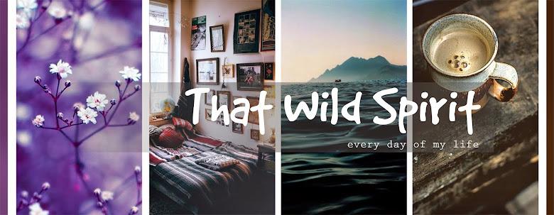 That Wild Spirit